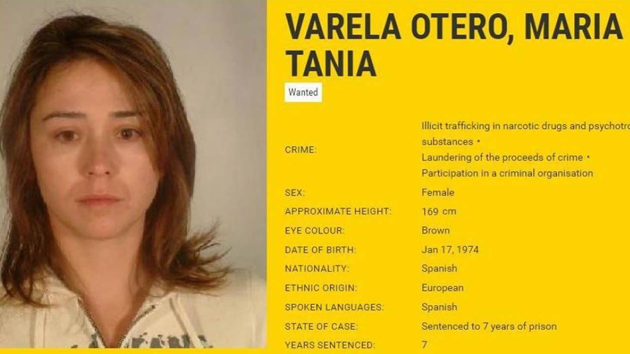 La narcoabogada cambadesa Tania Varela, la mujer más buscada por Europol, fue detenida por los Mossos gracias a un chivatazo. Residía en Sitges con una identidad falsa.