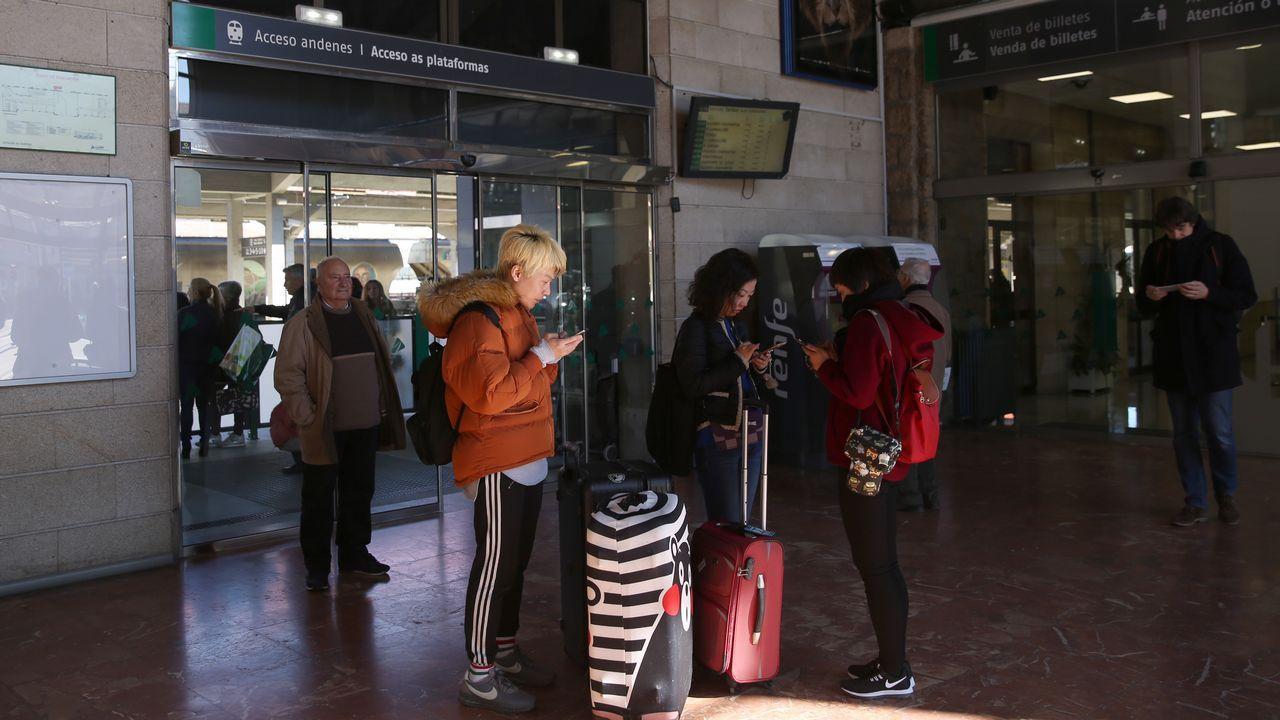 El Bng denuncia la falta de conexiones y frecuencias ferroviarias de Lugo.El abogado de las víctimas, Manuel Alonso Ferrezuelo