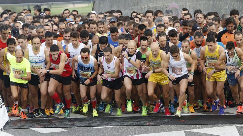 .Media Maratón de Pontevedra