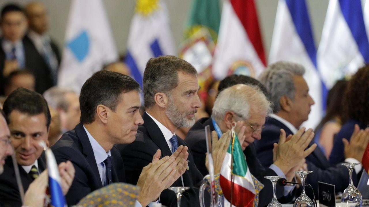 Peña Nieto impone el Águila Azteca al yerno de Trump en premio a su mediación en EE.UU.