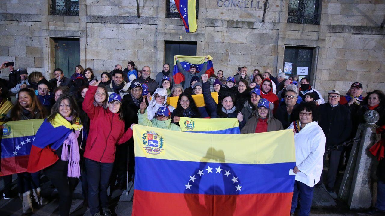 Los venezolanos no detienen su caminar hacia el exilio.Iván Duque durante la reunión con Trump en la Casa Blanca