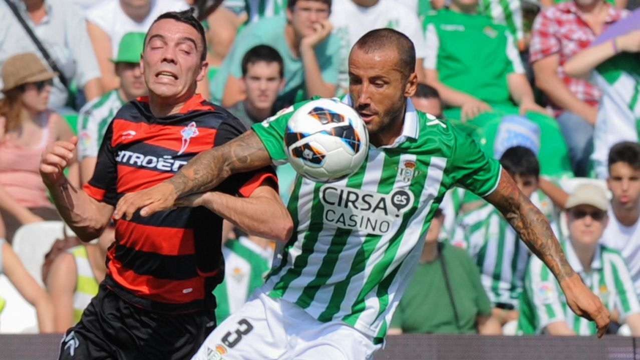 151 - Betis-Celta (1-0) el 12 de mayo del 2013
