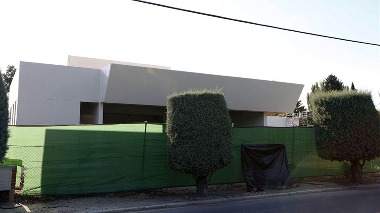 Casa de Paula Echevarría