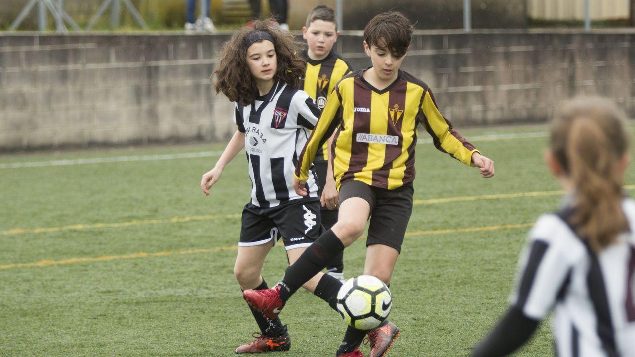 El Torneo de Fútbol Base de Malpica congregó a medio millar de deportistas