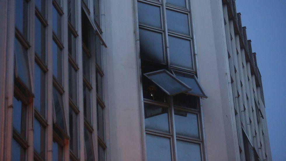 Incendio Habitacion del hospital Provincial.Elinor Ostrom, la única mujer con el Nobel de economía