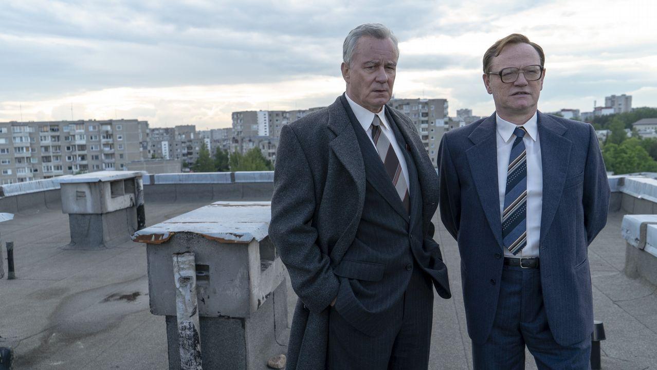 Tráiler de «Vida perfecta», la premiada serie de Leticia Dolera.«Chernobyl»