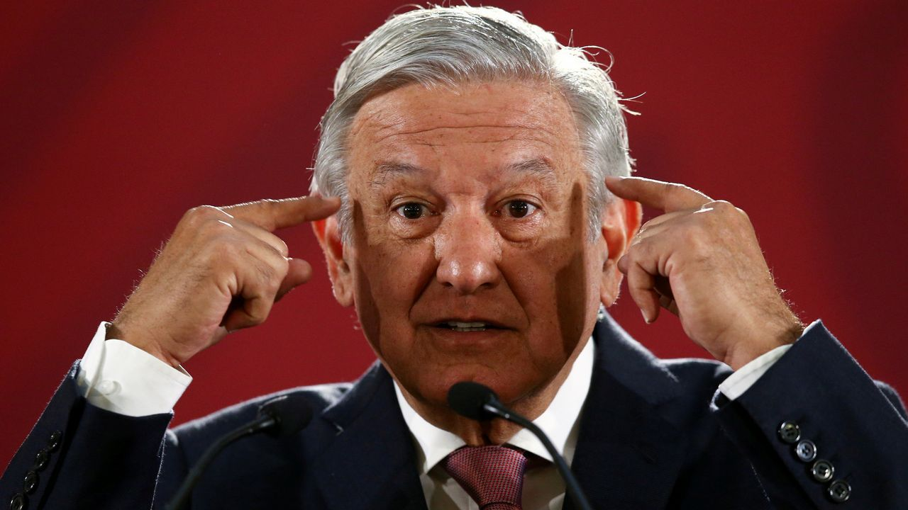 López Obrador hizo el anuncio este lunes en su rueda de prensa diaria