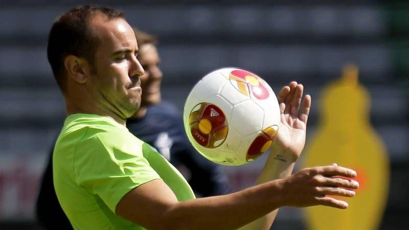 Thiago Benavides jugó las cuatro últimas temporadas en el Atlético Baleares de Segunda B.