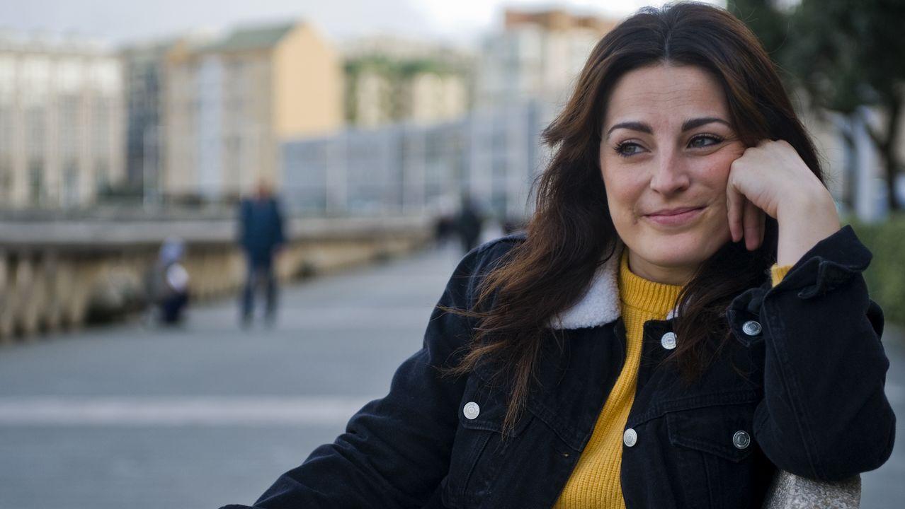 Ciudadanos cierra la crisis en Castilla y León sin un culpable.Silvia Clemente, en una imagen de archivo