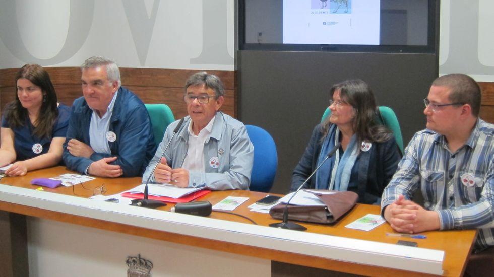 El concejal Roberto Sánchez Ramos, Rivi.Roberto Sánchez Ramos «Rivi»