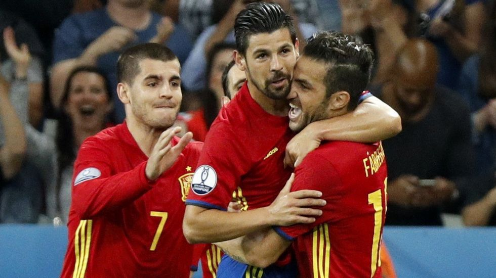 Del Bosque explica el distanciamiento con Casillas.David Villa