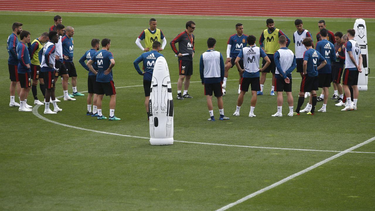 Rodrigo: «Ganar un Mundial es casi imposible».