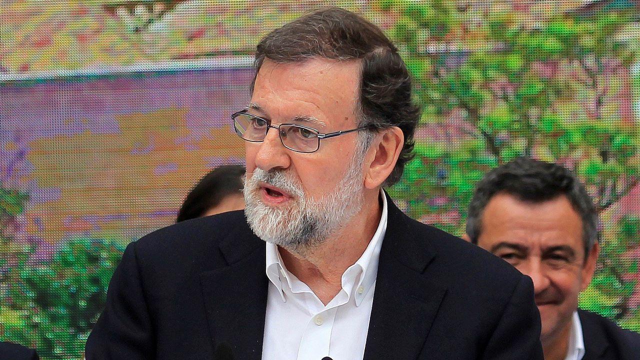 Rajoy sobre Torra: «Lo que hemos visto y escuchado no nos gusta».
