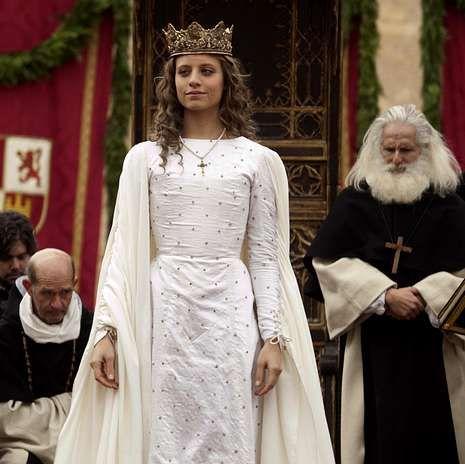 La Voz.TVE emitirá la nueva temporada de «Isabel» y Antena 3 estrenará una de sus grandes apuestas de ficción, «Galerías Vélvet».