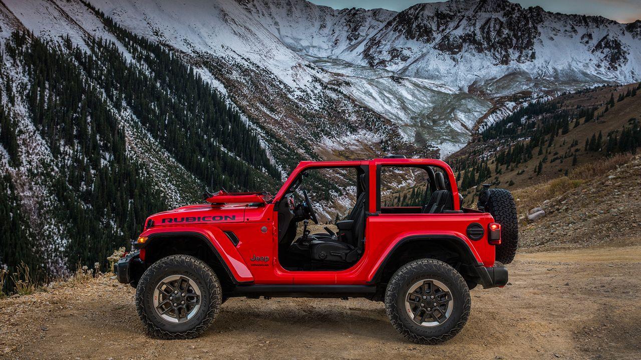 Jeep actualiza el modelo Wrangler.Jeep actualiza el modelo Wrangler