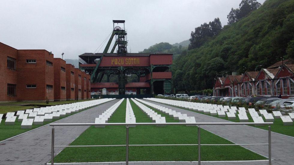 Patrimonio minero-industrial.El restaurante el Urogallo en El Entrego