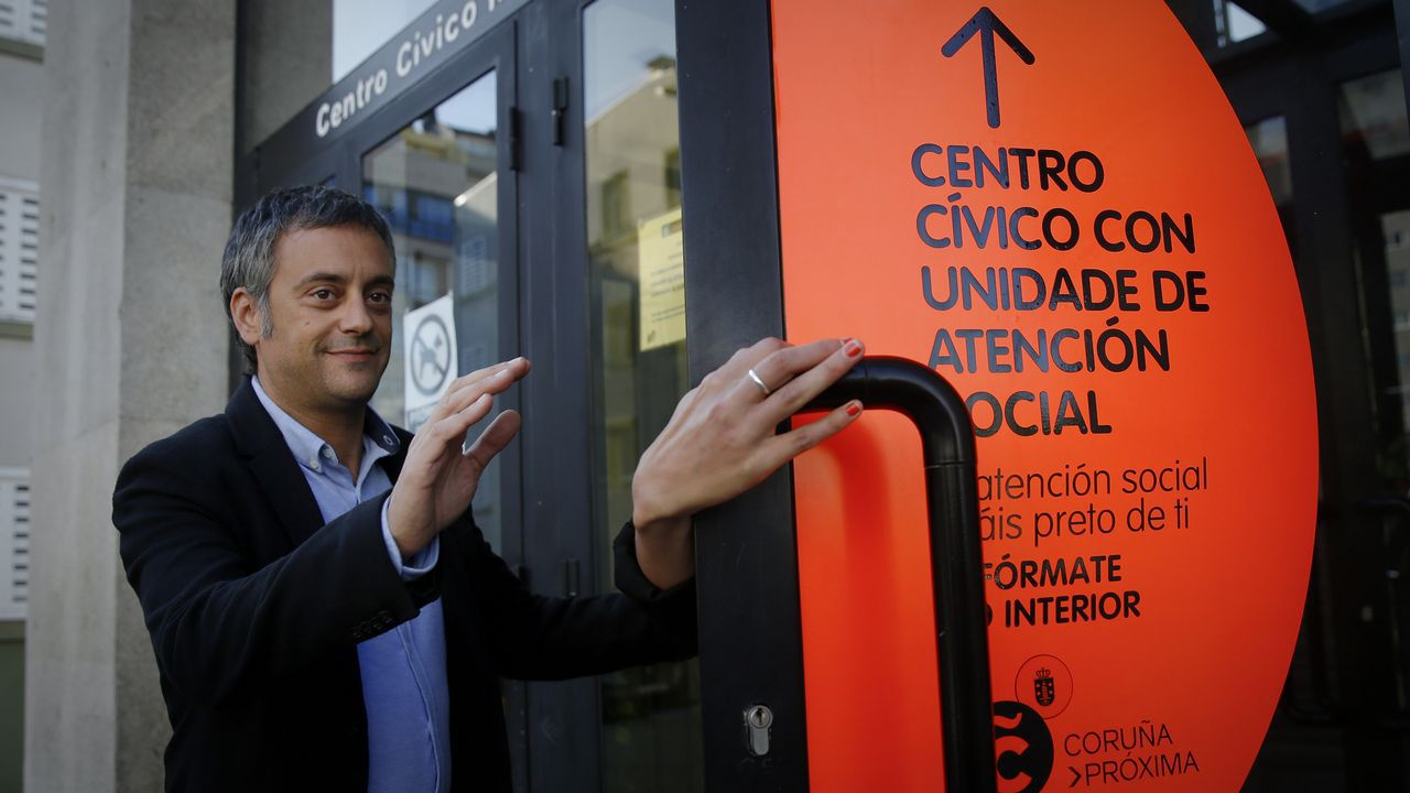 Sigue en directo el pleno municipal de A Coruña