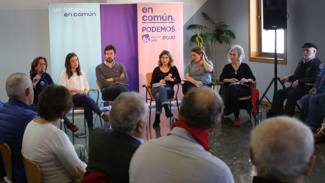 Sánchez busca en Vigo el voto de los que quieren una «opción moderada»