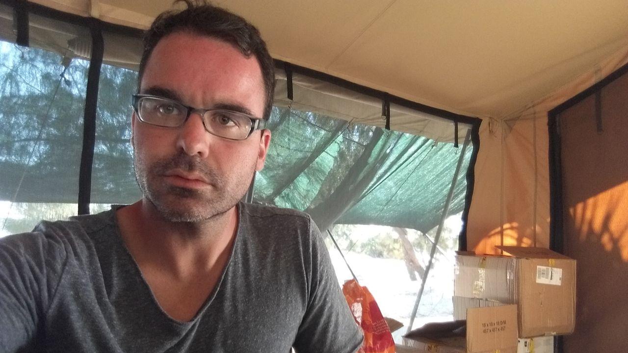 Observación asturiana en un paraíso africano.Sabino García Vallina, Presidente del Grupo TSK
