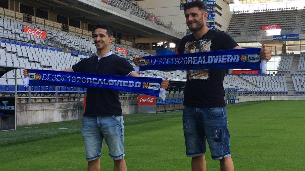 Pereira y Juan Carlos