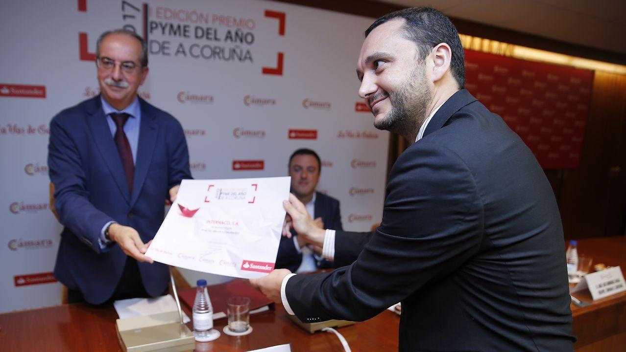 José Ángel Fernández Villa entra en el juzgado para prestar declaración (archivo)