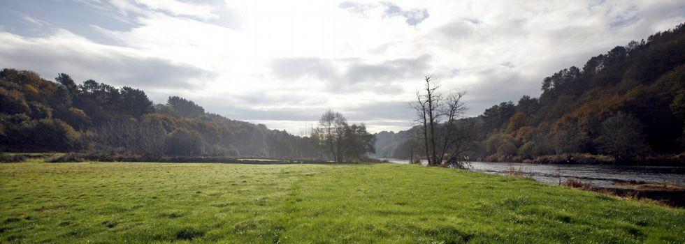La imagen fue captada el 30 de noviembre del 2011, cuando apenas había unas obras en los márgenes de esta zona en total tranquilidad.
