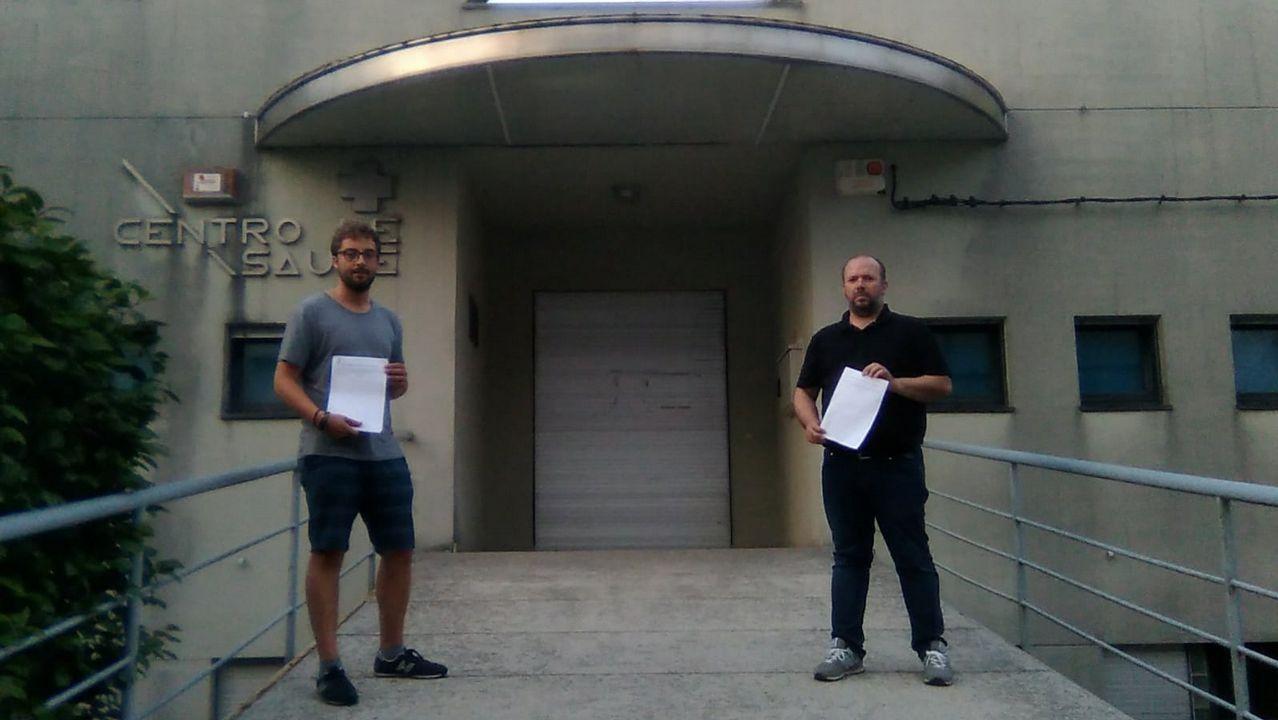 Fiestas del Carmen en Arzúa.En Galicia, el banco de germoplasma de Mabegondo, contribuye a recuperar alimentos autóctonos