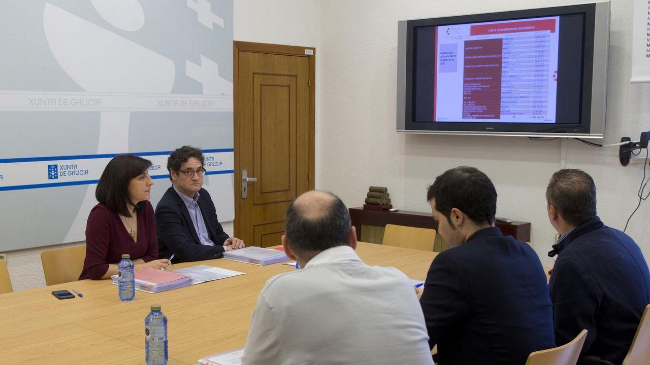 ¿Cómo están integrando las empresas gallegas las nuevas tecnologías?.Cartel del evento organizado en Bruselas