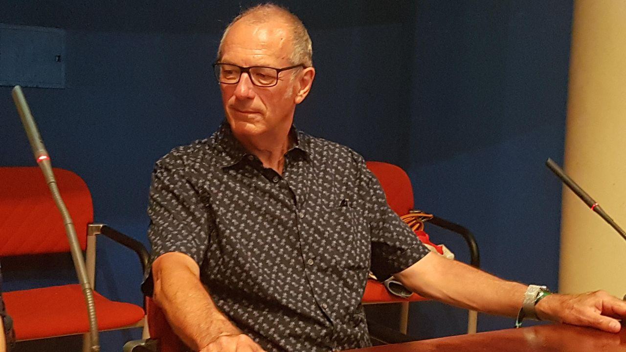 El dibujante de «Watchmen» inaugura por todo lo alto la CómicCon de Metrópoli.Paul Kasey, de «Star Wars» y «Doctor Who»