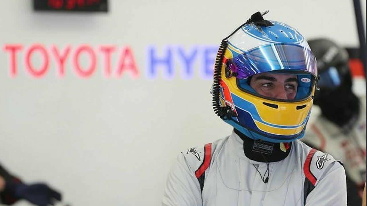 «Ferrari: Under the Skin».Alonso y Sainz