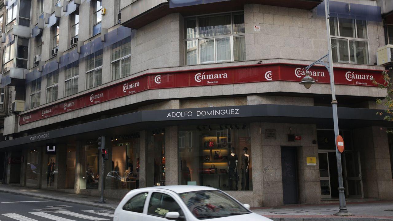 El grupo Serra do Larouco coge su nombre de la montaña