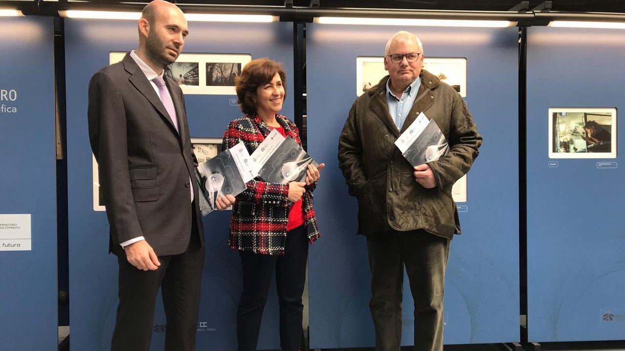 La exposición fotográfica «Caminos de Hierro», que organiza la Fundación de los Ferrocarriles Españoles desde 1986, recorrerá 12 estaciones de tren de toda España hasta 2020