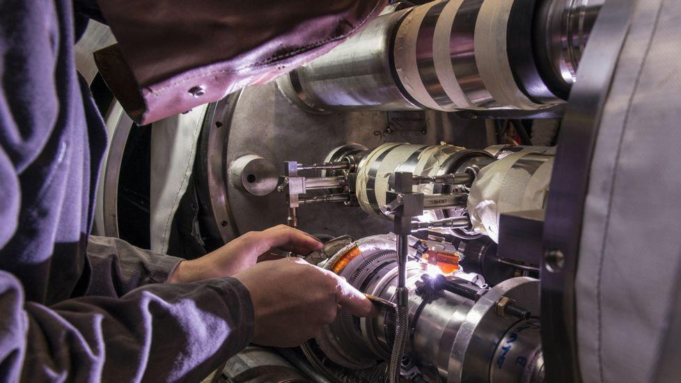La misión gallega en el CERN.Emmanuelle Charpentiery Jennifer Doudna