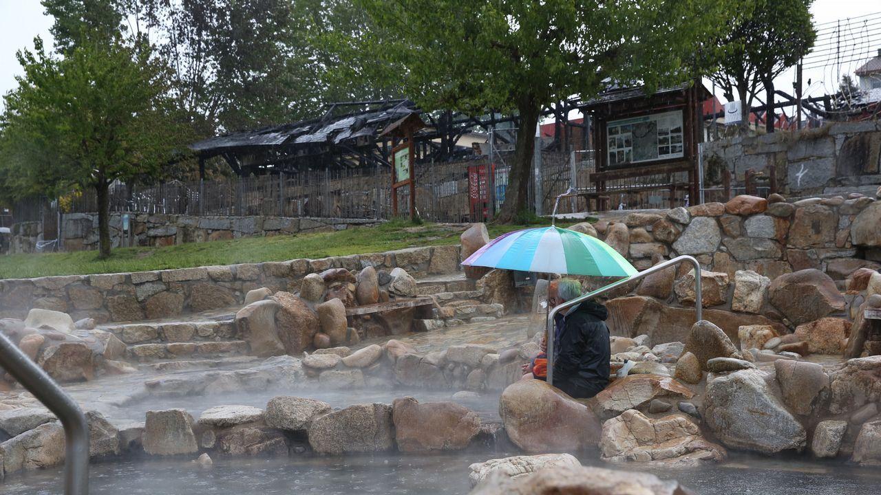 El triatlón inunda Pontevedra