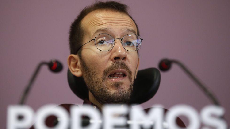 Pablo Iglesias presume de debate interno y se erige como primera fuerza de la oposición