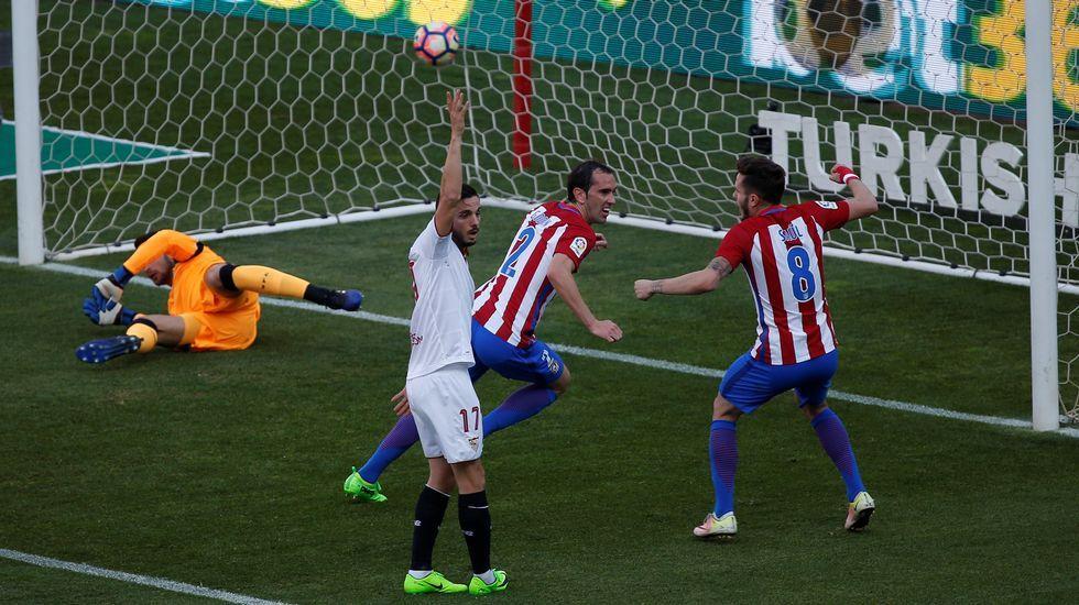 Simeone: «No me imagino un partido con un resultado grande»