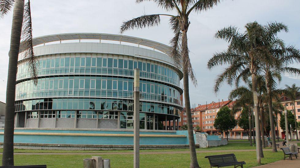 .Sede de la Empresa Municipal de Aguas de Gijón