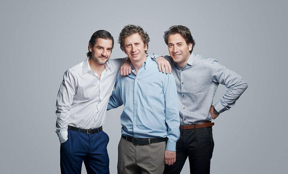 Los concursantes de «Fama, a bailar» vuelven a la academia.Antonio Hortelano, Gabino Diego y Antonio Garrido actúan esta noche en Vigo.