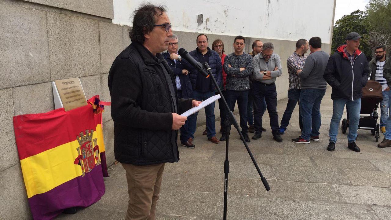 Todas las imágenes de laSemana Santa de Ferrol 2019
