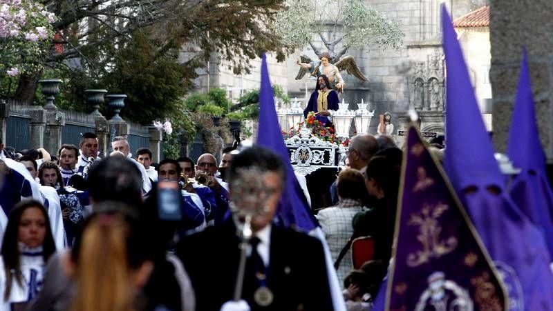 La Semana Santa brilló como nunca en Viveiro.En los puestos se expusieron productos de muy diversos tipos