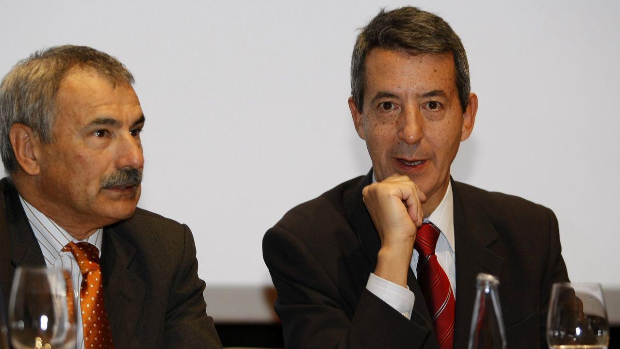 Constantino Méndez, de Pontecesures, será el nuevo ministro de Defensa
