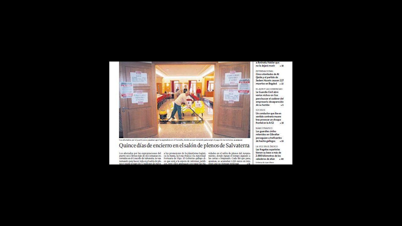Estos eran los planes para el Auditorio Mar de Vigo
