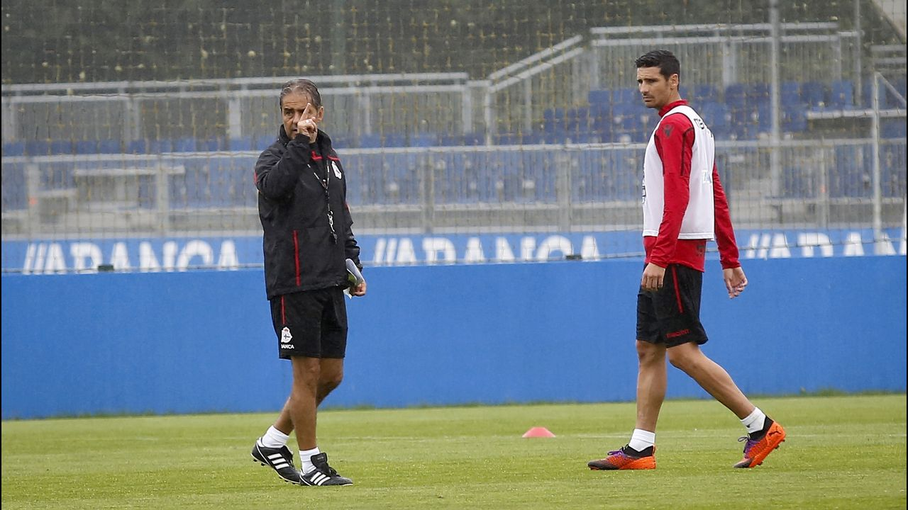 Joselu en el Carlos Tartiere