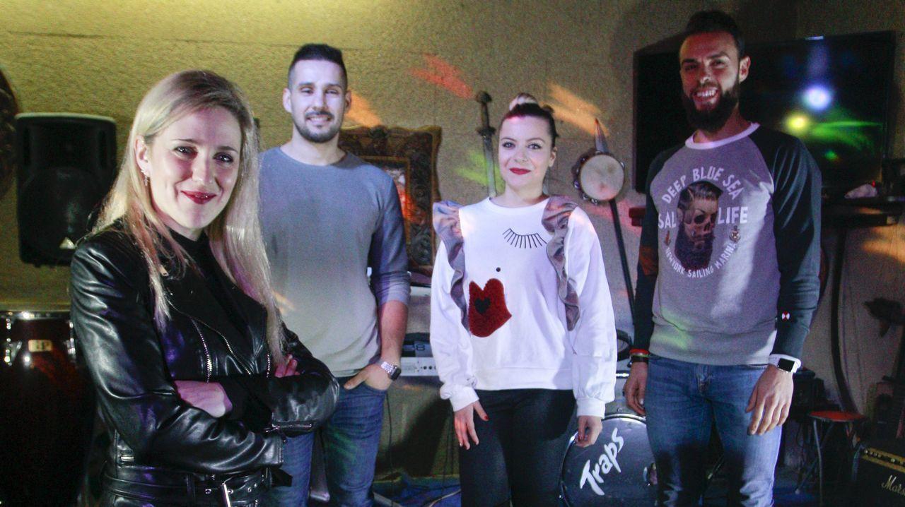 Baiuca fusiona folk y electrónica en «Solpor»