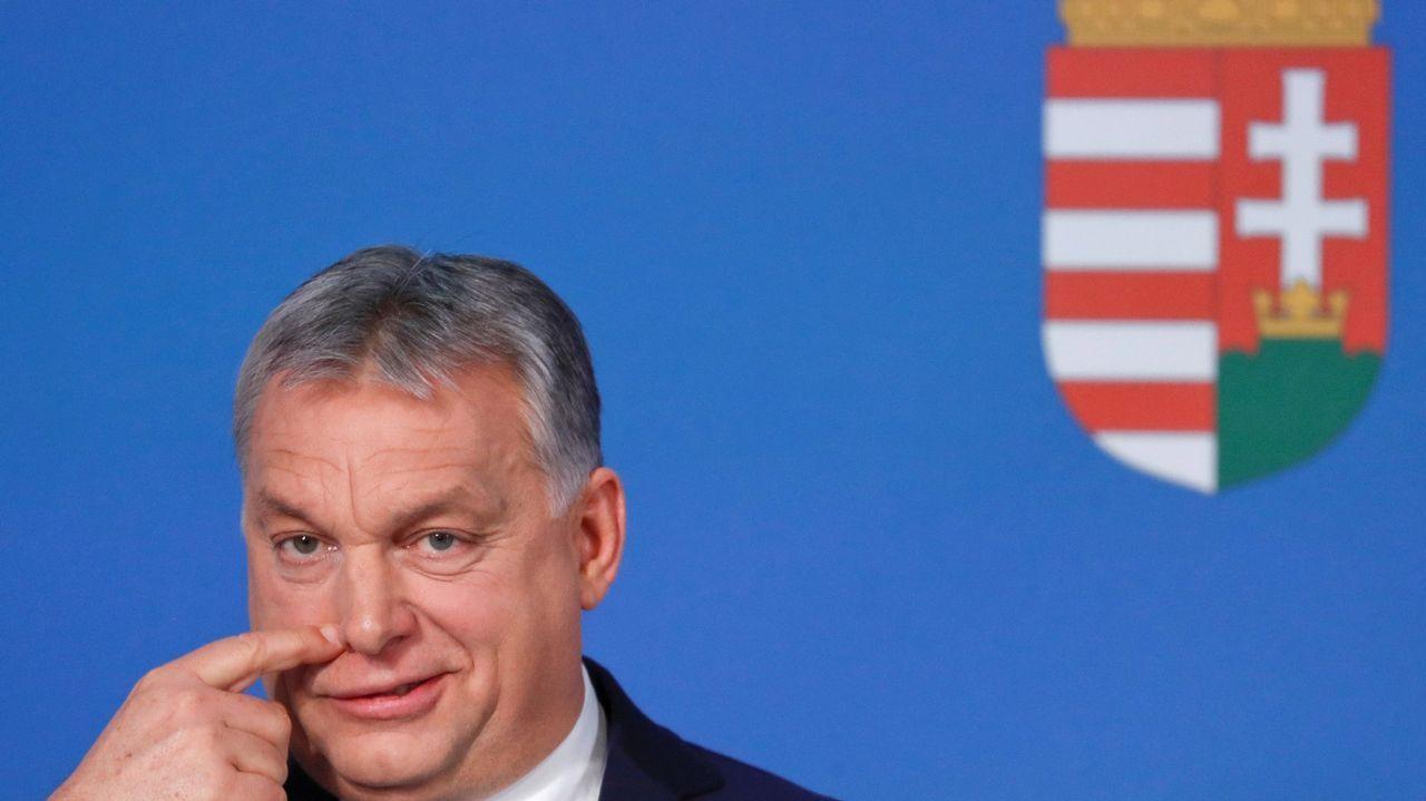 El primer ministro húngaro, Viktor Orban, es uno de los líderes cuya actuación es cuestionada por la Eurocámara