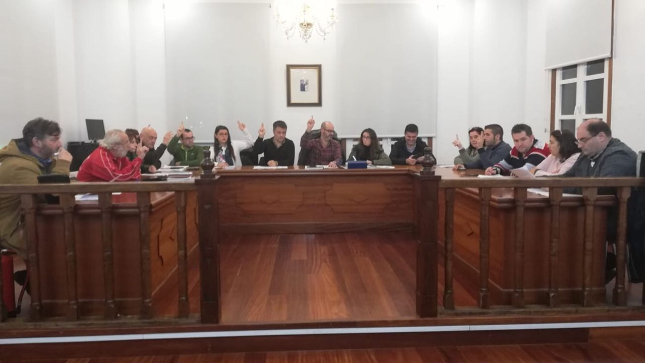 Introducían el peso en droga de cinco autobuses cada año.Juzgados de Oviedo