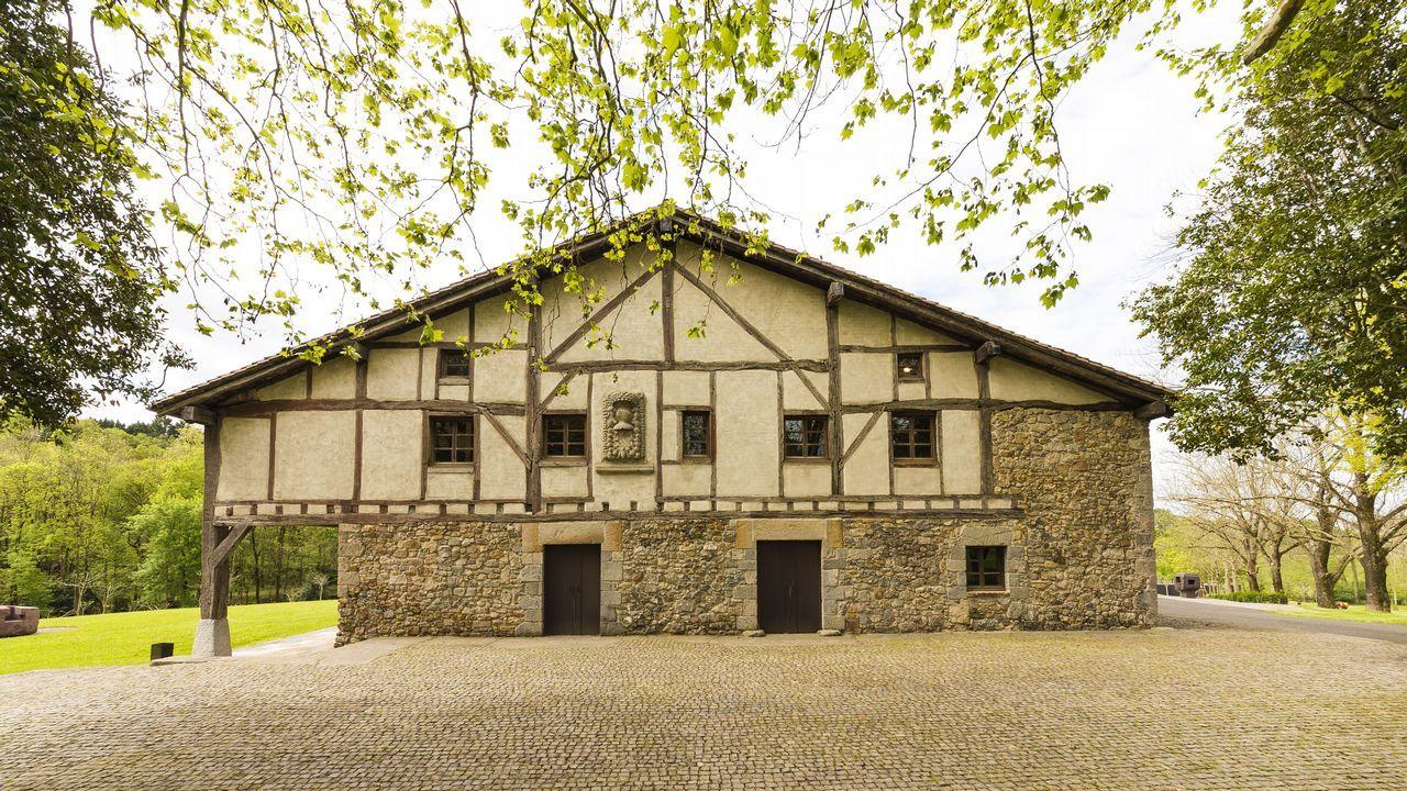 El caserío de Zabalaga data del siglo XVI