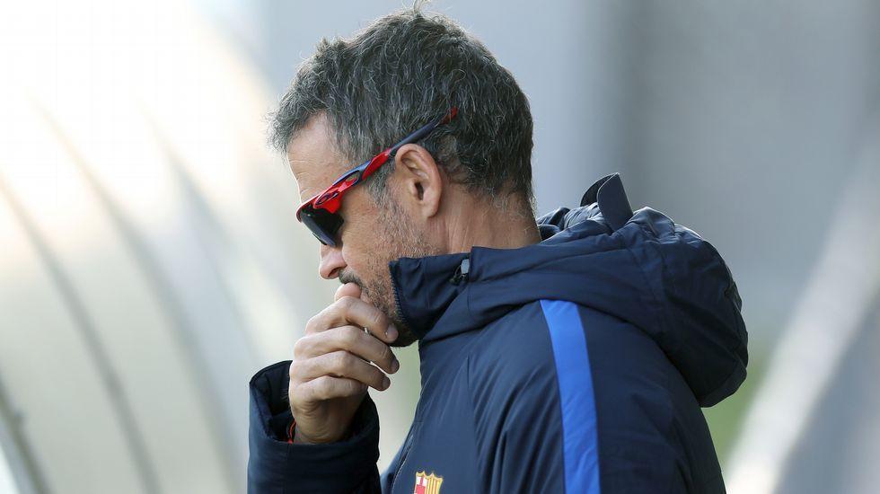 «La plantilla es la misma, el entrenadores el mismo paquete»