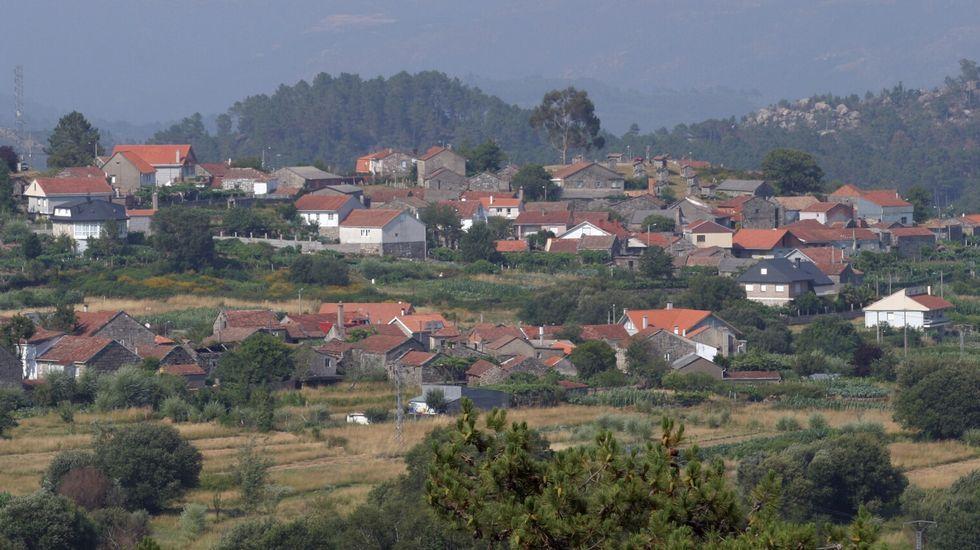 Las familias políticas de Ourense.Eduardo Chao cuenta con una calle en Ribadavia