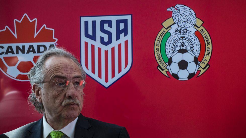 El presidente de la federación mexicana